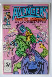 The Avengers, 269
