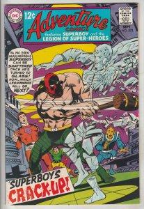 Adventure Comics #372 (Sep-68) NM- High-Grade Legion of Super-Heroes, Superboy