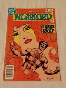 Warlord #68 (1983) EA2