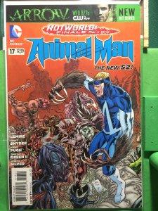 Animal Man #17 The New 52