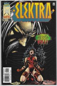 Elektra   vol. 1   # 5 FN
