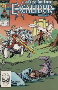Excalibur #12 VF/NM; Marvel | save on shipping - details inside