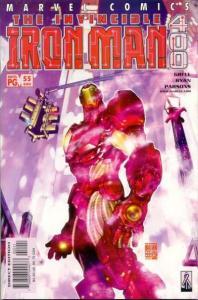 Iron Man (1998 series) #55, NM (Stock photo)