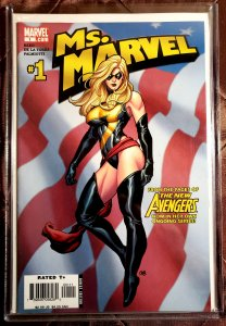 Ms. Marvel #1 (2006)