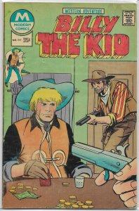 Billy the Kid   #109 (Modern rep.) GD