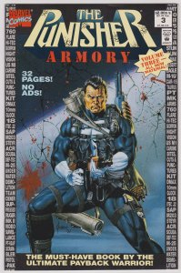 Punisher Armory #3 (VF-NM)