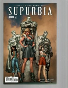 12 Comics Superbia 1 2 3 4 Higher Earth 1 2 Extermination 1 Fables 76 +more J438
