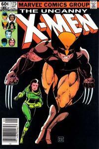 Uncanny X-Men (1981 series) #173, VF+ (Stock photo)