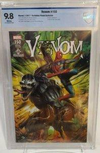 Venom #150 - CBCS 9.8 - NM/MT - Forbidden Planet Exclusive