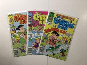 Flintstone Kids 1-3 1 2 3 Lot Run Set Near Mint- 9.2  Nm- 9.2 Star Comics