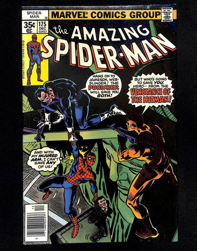 Amazing Spider-Man #175 Punisher!
