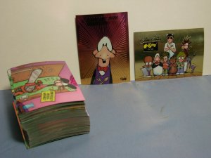 BLOOM COUNTY Chromium Trading Cards Base Set 1-100 1995 Krome Productions L@@K!!