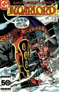 Warlord (1976 series) #98, VF+