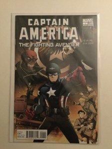 Captain America The Fighting Avenger 1 Nm Near Mint Marvel