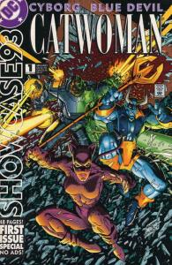 Showcase '93 #1 VF/NM; DC | save on shipping - details inside