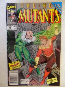 NEW MUTANTS # 86 MCFARLANE LIEFELD HOT MOVIE