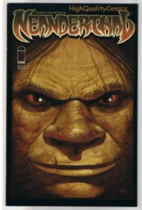 Frank Frazetta NEANDERTHAL #1, NM, Tim Vigil, 2009, more FF in store (b)