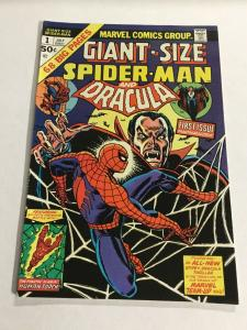 Giant-Size Spider-man 1 Nm- Near Mint- Marvel Comics