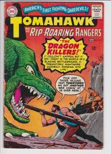 Tomahawk #102 (Feb 1966) 4.5 VG+ DC