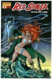 RED SONJA #2, NM, She-Devil, Sword, Frank Brunner, 2005, more RS in store