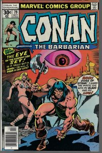 Conan  #79 (Marvel, 1977) NM-
