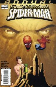 Friendly Neighborhood Spider-Man Annual #1, NM (Stock photo)