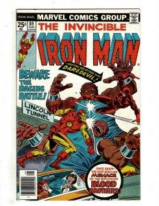 7 Iron Man Marvel Comics # 89 90 91 92 93 94 95 Tony Stark Daredevil J451