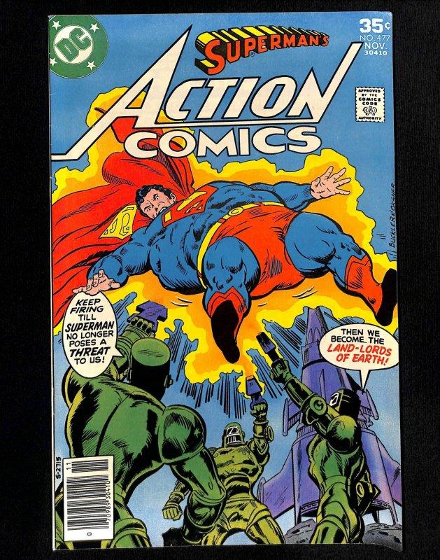 Action Comics #477 (1977)