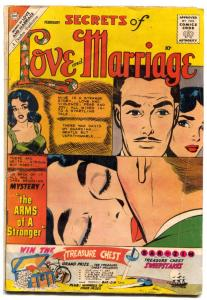 Secrets of Love And Marriage #23 1961- Silver Age Charlton Romance G