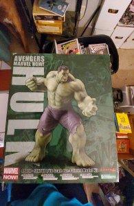Hulk Avengers Marvel Now Statue  pre-painted model kit