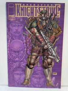 Operation: Knightstrike #1
