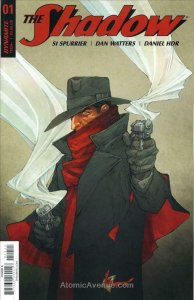 Shadow, The (7th Series) #1A VF/NM; Dynamite | save on shipping - details inside