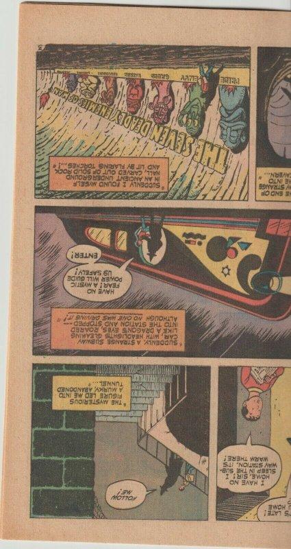 Shazam #1 First Issue DC 1973 Bronze Age Comic grade Fine