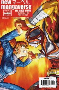 New Mangaverse #4 FN; Marvel | save on shipping - details inside