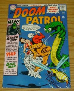 Doom Patrol, The (1st Series) #99 FN; DC | save on shipping - details inside