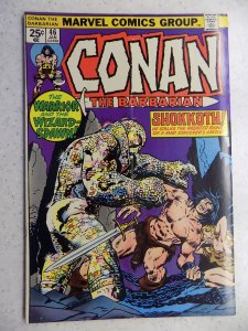 CONAN THE BARBARIAN # 46 MARVEL SUB CREASE SAVAGE SWORD FANTASY