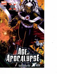 Lot Of 2 Marvel Comic Books Age of Apocalypse #5 and Onslaught Reborn #3 ON1