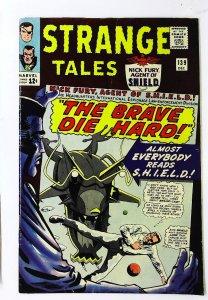 Strange Tales (1951 series) #139, Fine (Actual scan)