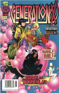 Generation X #18 (Newsstand) FN; Marvel | save on shipping - details inside