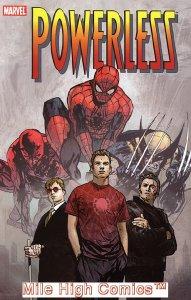 POWERLESS TPB (MARVEL) (2005 Series) #1 Near Mint