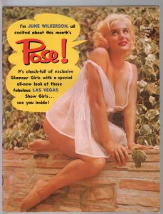 Pose! 10/1959-June Wilkerson-Joi Lansing-cheesecake-swimsuits-FN