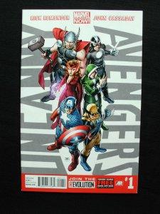 Uncanny Avengers #1 (2012)