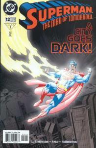 Superman: The Man of Tomorrow #12, NM (Stock photo)
