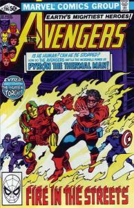 Avengers, The #206 FN; Marvel | save on shipping - details inside