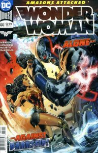 Wonder Woman (5th Series) #44 VF/NM; DC | save on shipping - details inside