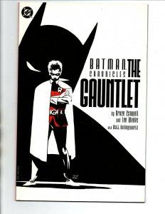 Batman Chronicles The Gauntlet - Robin - Lee Weeks - 1997 - (-NM)