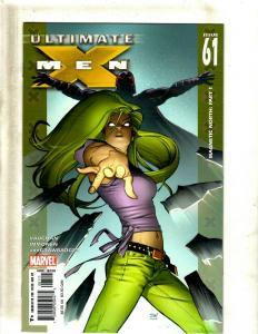 Lot of 12 Ultimate X-Men Marvel Comics #61 62 63 64 65 66 67 68 69 70 71 72 EK5