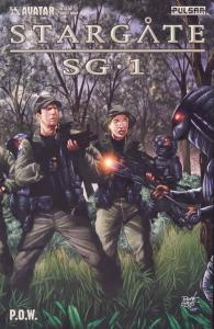 Stargate SG-1 POW #1G VF/NM; Avatar | save on shipping - details inside