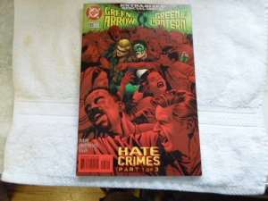1997 DC COMICS GREEN ARROW  EXTRA SIZED SPACIAL ISSUE # 125