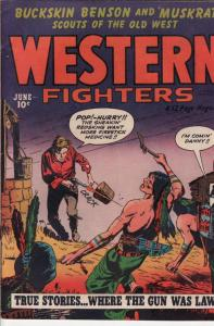 Western Fighters V.3 #7 1951-EGYPTIAN COLLECTION- Western
